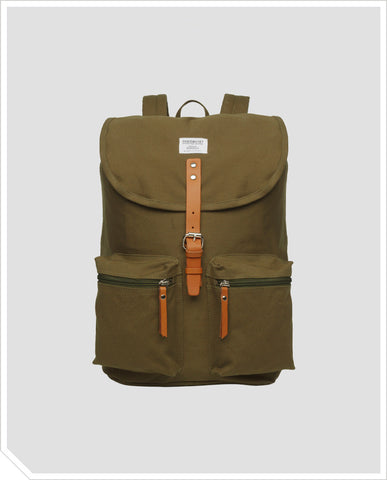 Roald Backpack - Olive