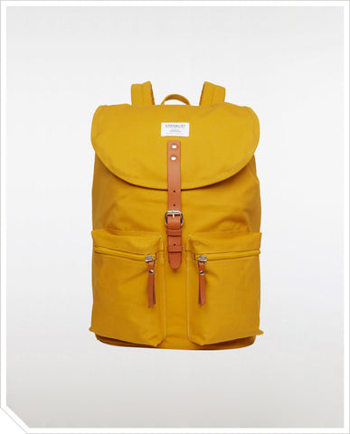 Roald Backpack - Yellow