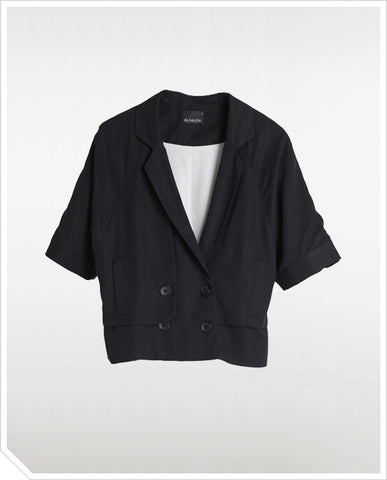 Slouchy Jacket - Phantom