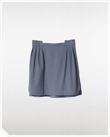 Lala Skirt - New Denim