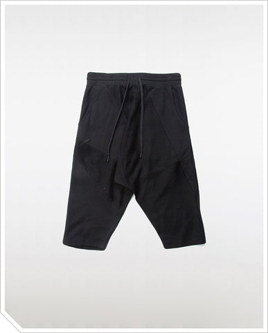 Serge Shorts - Black