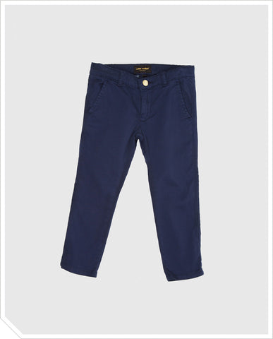 Solid Chinos - Navy