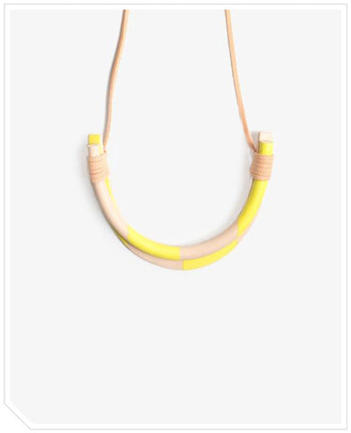 Ardor Necklace - Stripe
