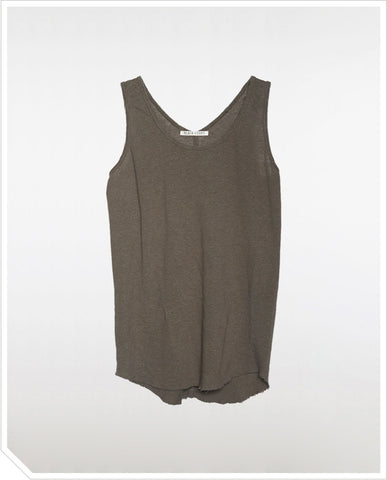 Tank Top - Charcoal