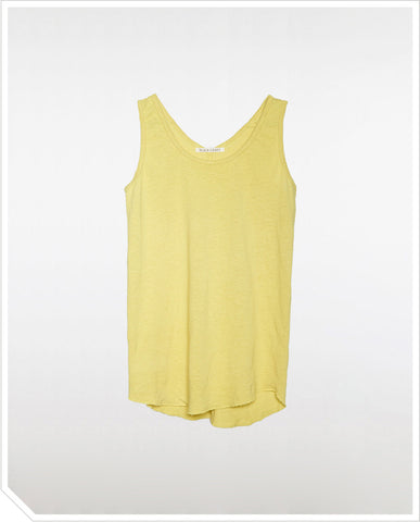 Tank Top - Lemon
