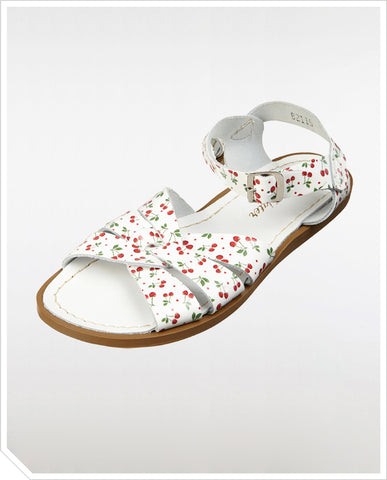 Salt Water Sandals (The Original) - Cherry