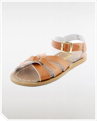 Salt Water Sandals (The Original) - Tan