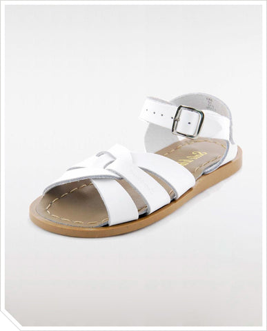 Salt Water Sandals (The Original) - White