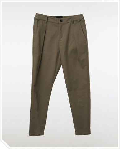 Ana Work Pants - Army Slate