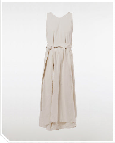 Wrap Dress - Cream
