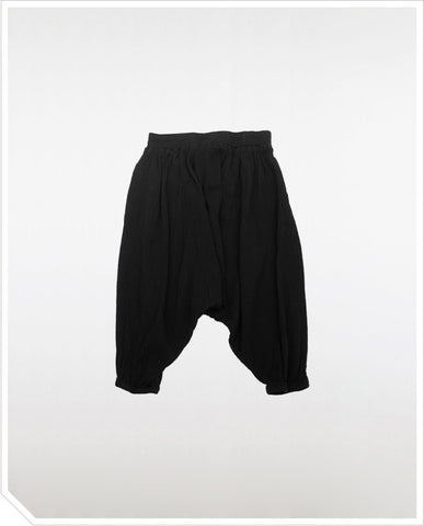 Kids Accordion Pants - Charcoal