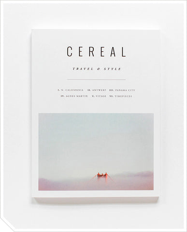 Cereal Magazine - Volume 10