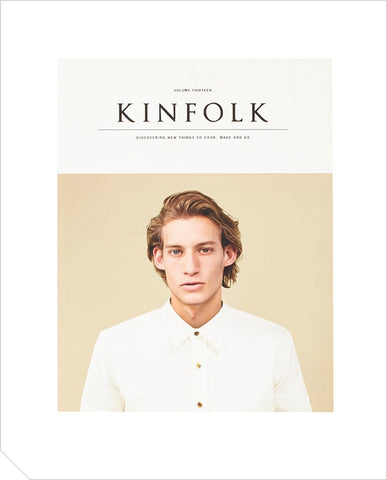 Kinfolk Magazine - Volume 13