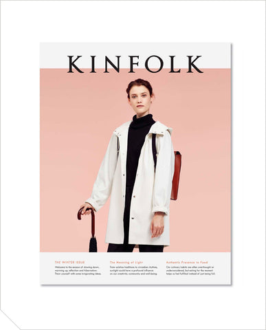 Kinfolk Magazine - Volume 14