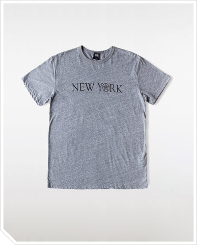 Time Zones Tee - New York