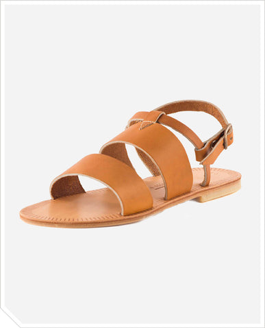 Olympe Sandals - Natural