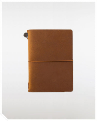Traveler's Notebook (Passport) - Camel