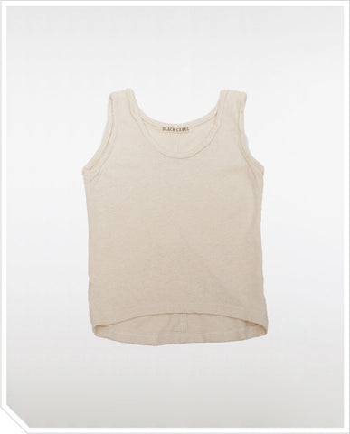 Kids Tank Top - Cream