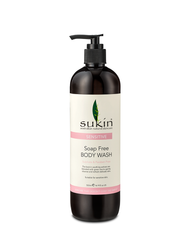 Sukin Natural Sensitive Soap Free Body Wash