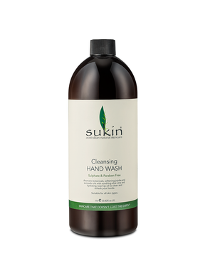 Sukin Natural Cleansing Hand Wash