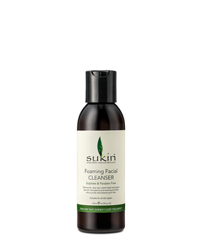 Sukin Natural Foaming Facial Cleanser