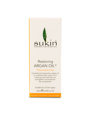 Sukin Natural Restoring Argan Oil+