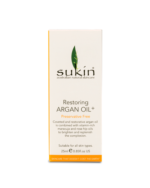 RESTORING ARGAN OIL+