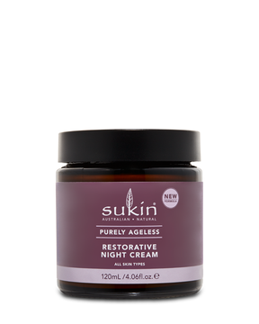Sukin Natural Purely Ageless Restorative Night Cream