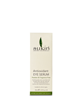 Sukin Natural Antioxidant Eye Serum