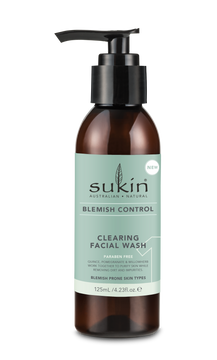 Blemish Control Clearing Facial Wash