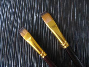 Bright Paint Brushes