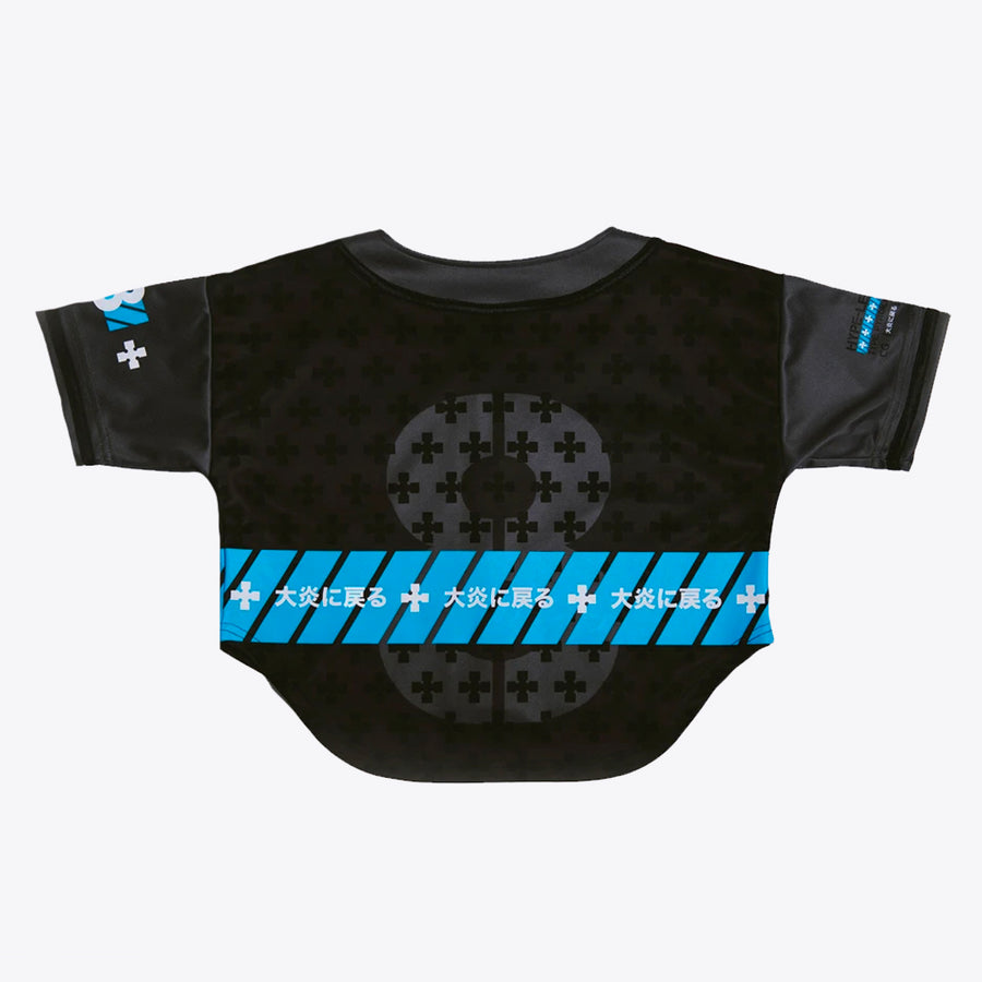 Force // Hype-Lethics Crop Jersey