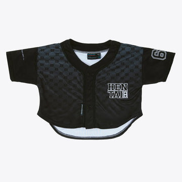 Hentai 69 Hype-Lethics Patterned Crop Jersey - *LE*