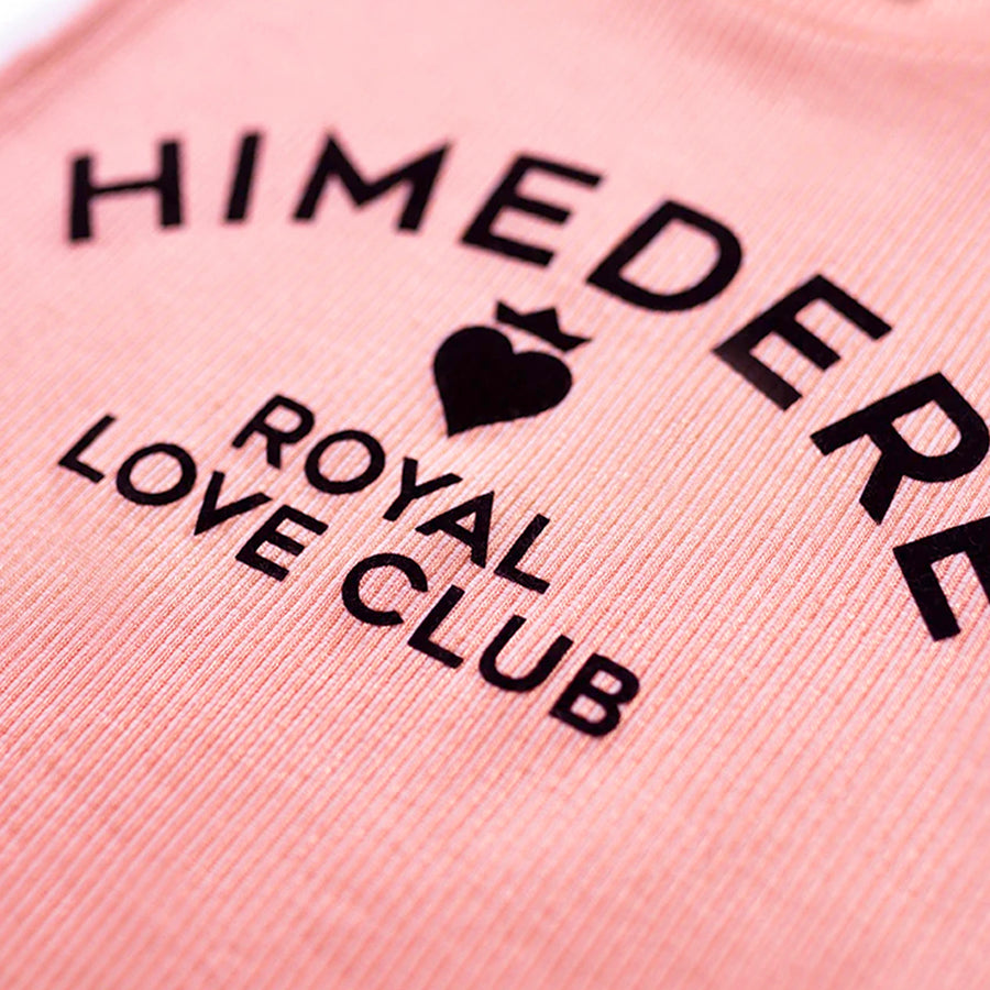Himedere Love Club Top