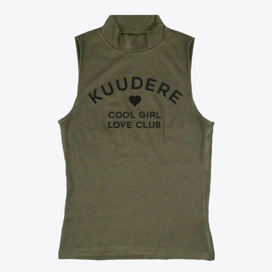 Kuudere Love Club Top