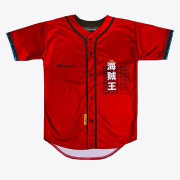 Pirate King // Hype-Lethics Jersey