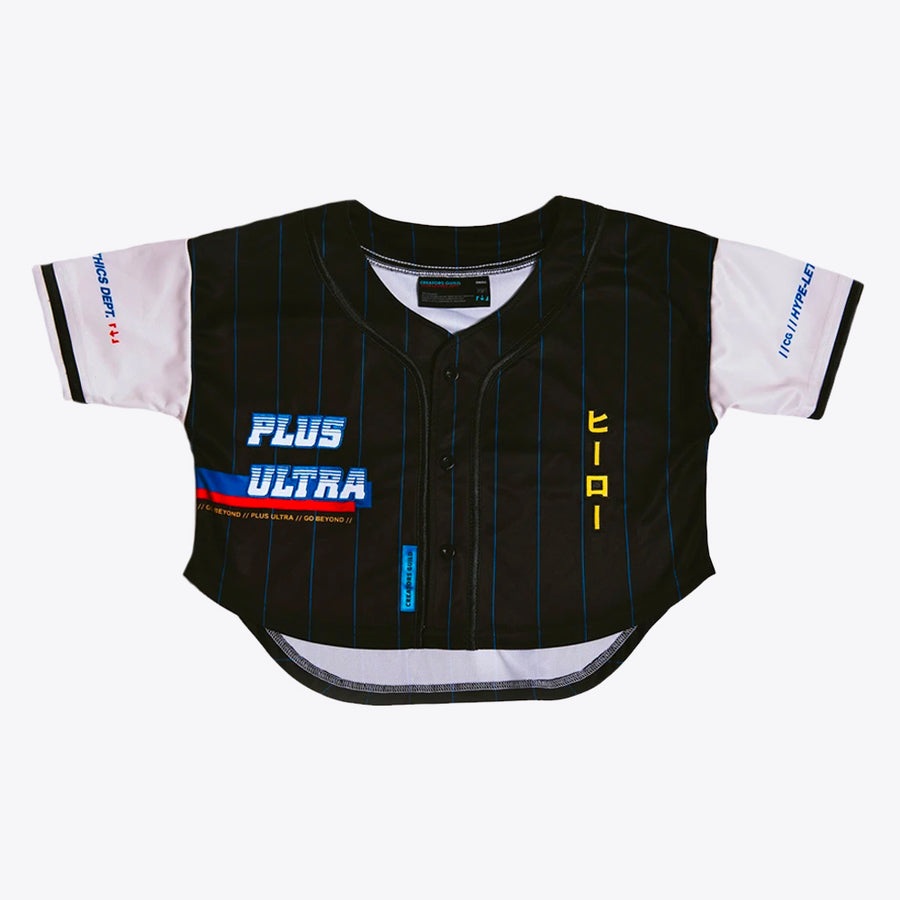 Plus Ultra // Hype-Lethics Crop Jersey