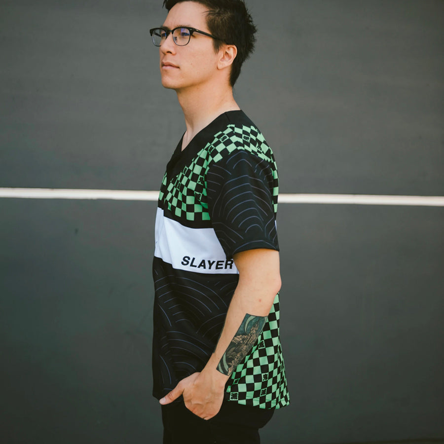 Slayer Hype-Lethics Jersey