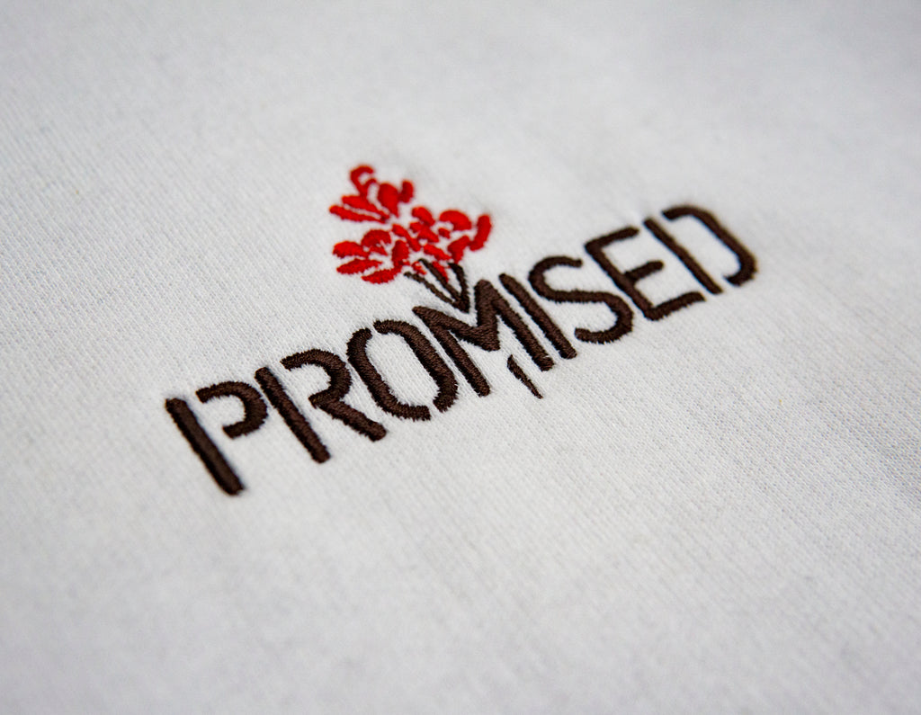 Promised N.Land (Embroidered) - Numbered Humans