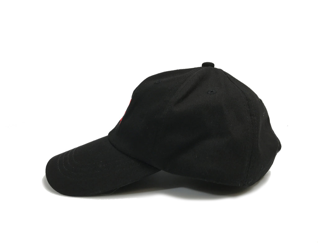 Anti Shinobi Dad Hat (Black)