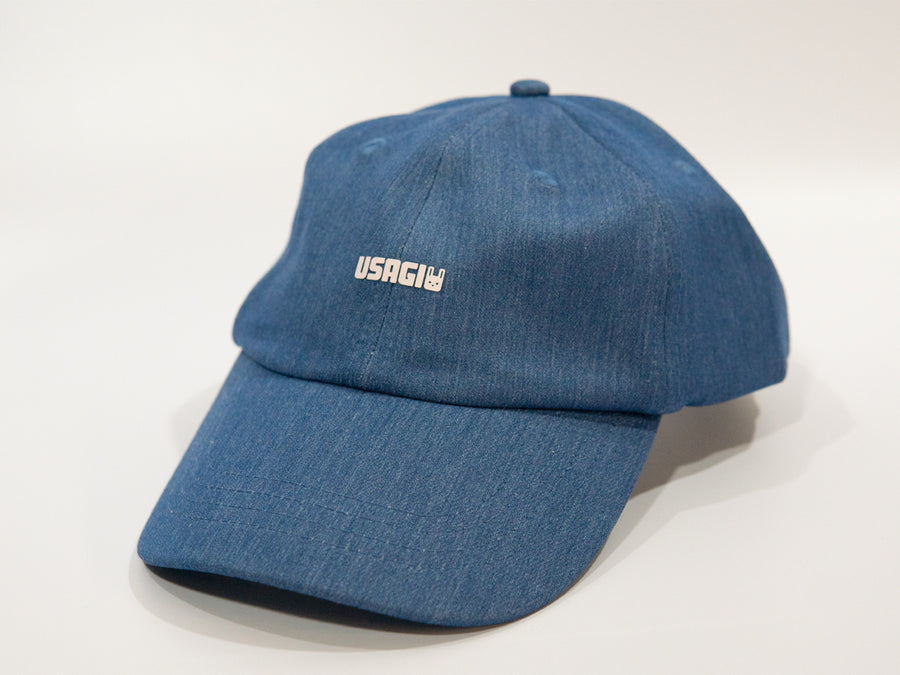 HD Usagi Denim Dad Hat