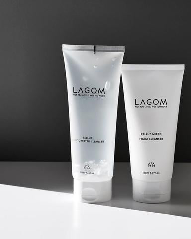 Lagom Skincare Double Cleansing