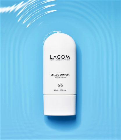 Asian Beauty X - Lagom Cellus Sun Gel