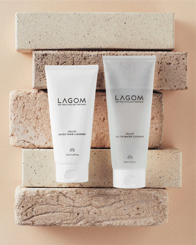 Lagom Day and Night Cleanser