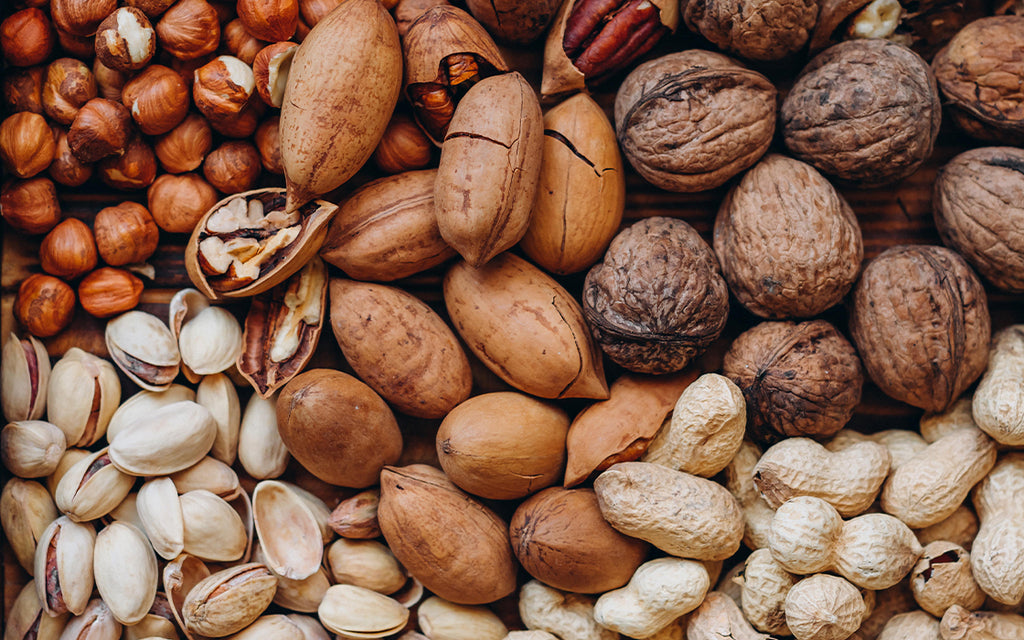 skincare tips nuts