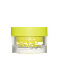 Say You Dew Moisturising Gel + Cream