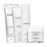Complete Daily Skincare Set (Deep Moisture)