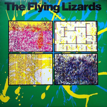 The cover of this 1979 album by The Flying Lizards features xerox artwork by Laurie Rae Chamberlain.