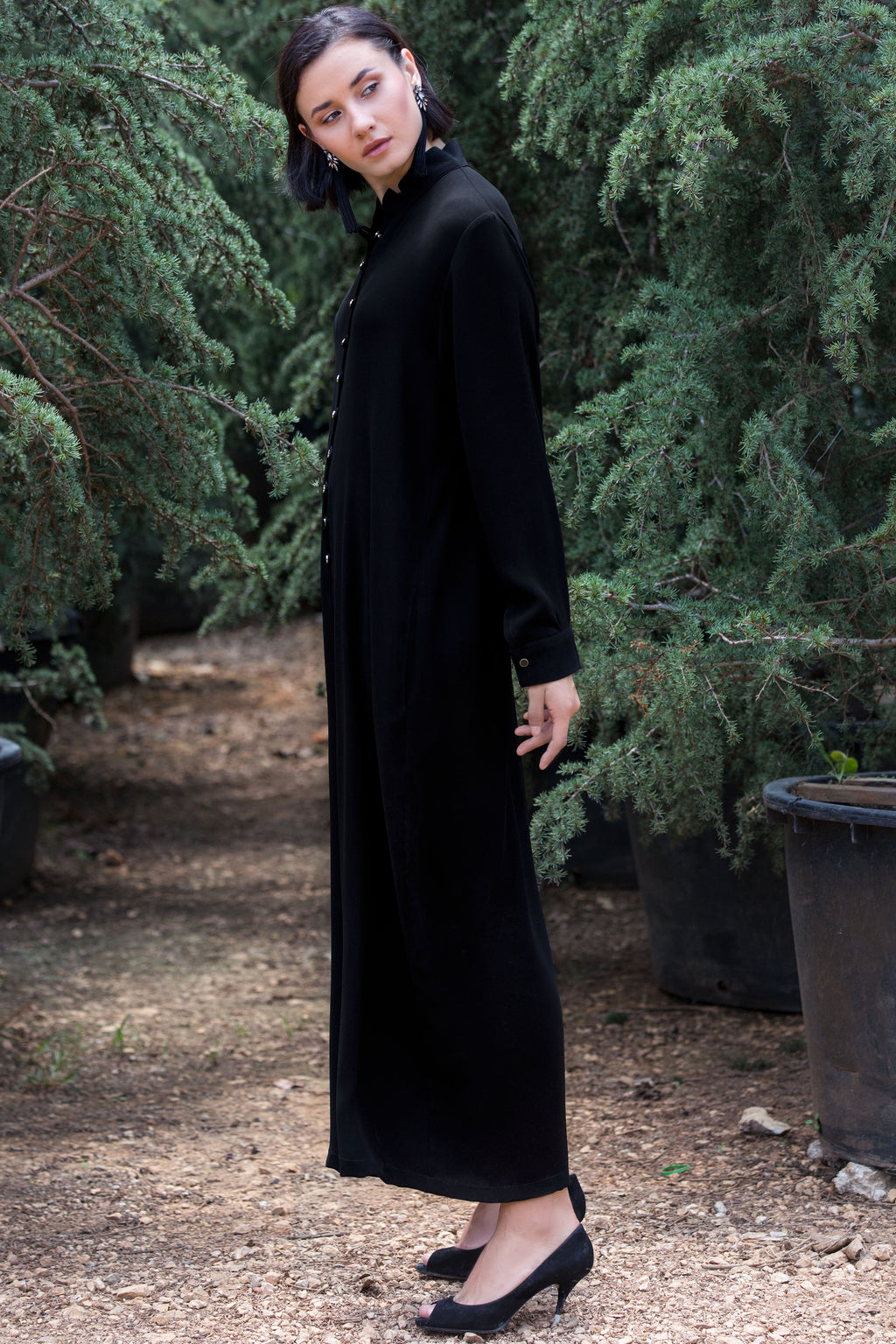 Black Lyanna Jumpsuit