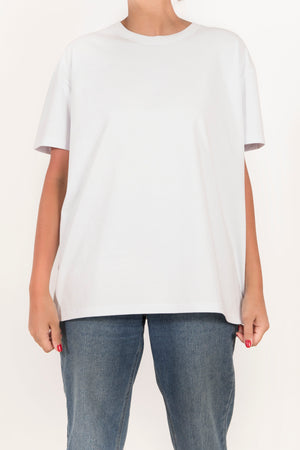 Basic Tshirt - White